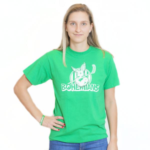 Tričko klokan zelené 2