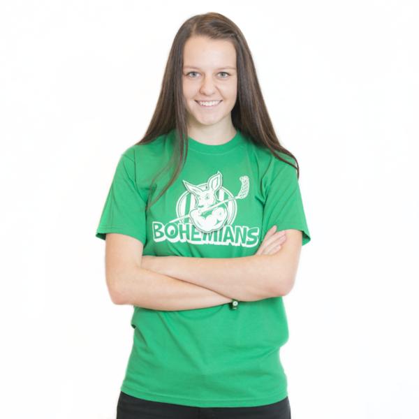 Tričko klokan zelené
